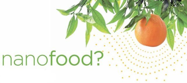 nanotechnology in food