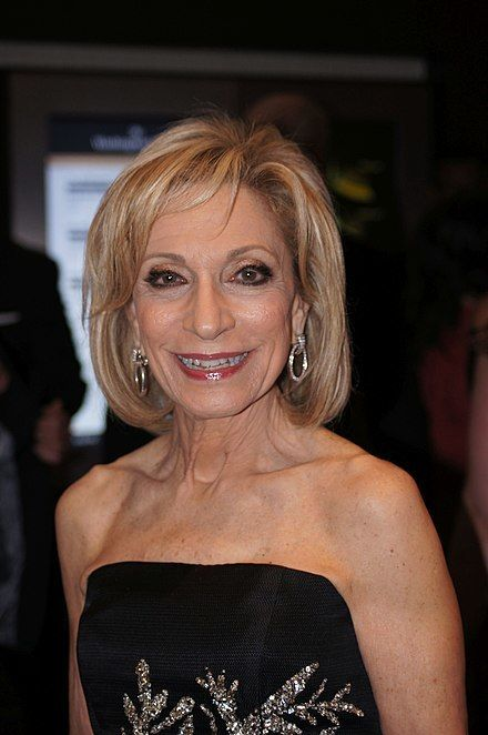 440px Andrea Mitchell of MSNBC