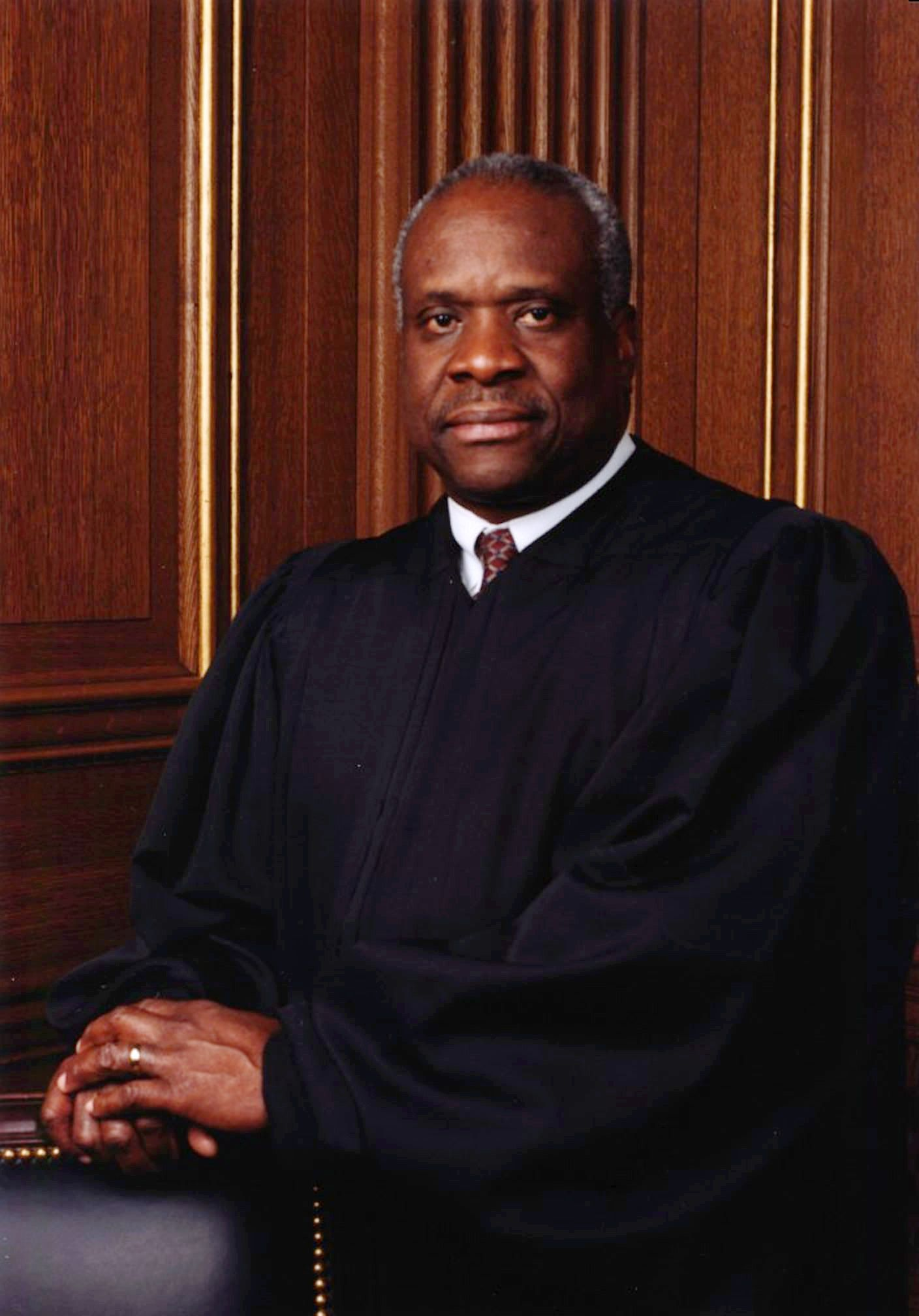 Clarence Thomas official