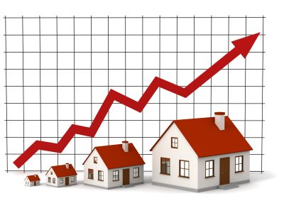 house prices up