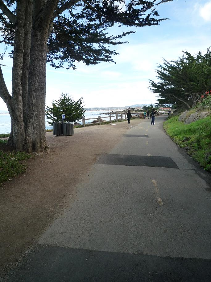 Monterey Bay Recreational Trail