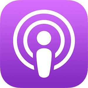 Podcasts App Icon