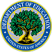 Seal of the United States Department of Education.svg