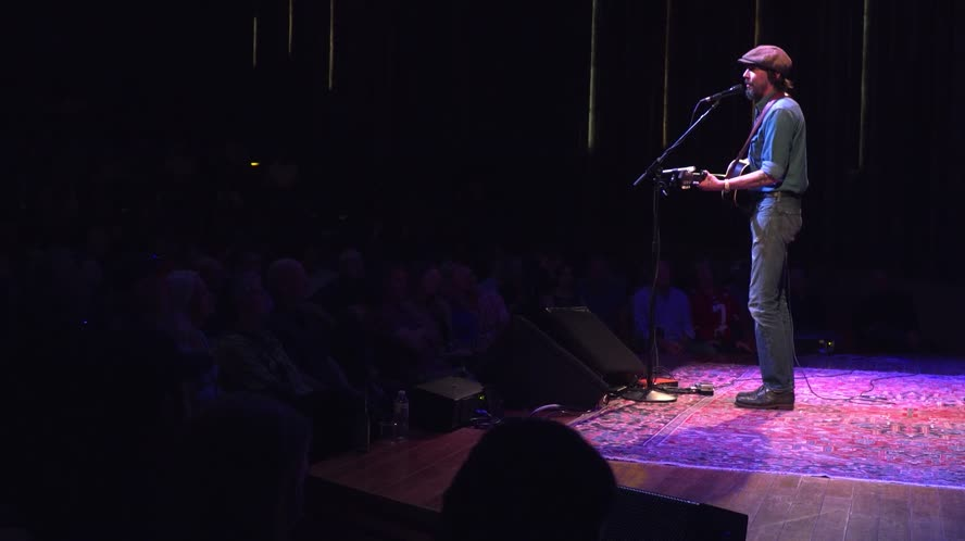 Live from the Freight & Salvage: Justin Townes Earle