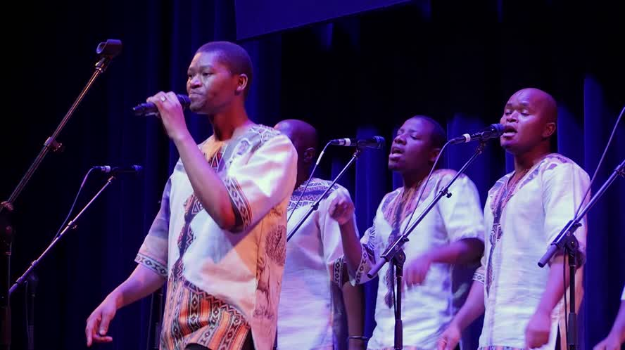 Live from the Freight & Salvage: Ladysmith Black Mambazo