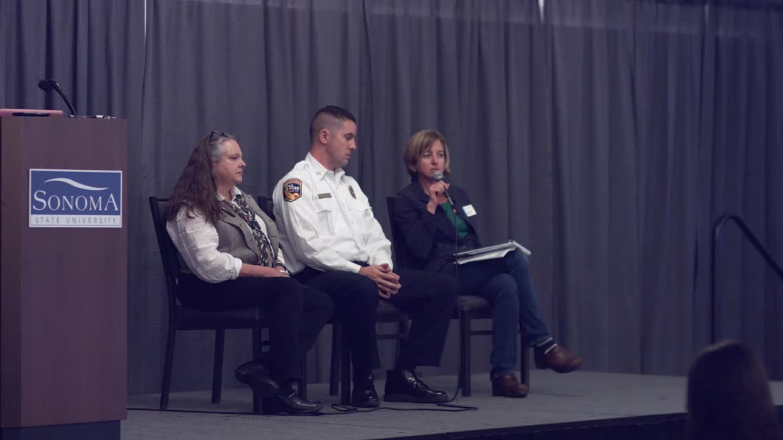 Living With Fire Symposium- DISCUSSION: Panel 3